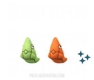 Shiny Metapod Comparison