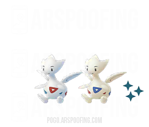 Shiny Togetic Comparison