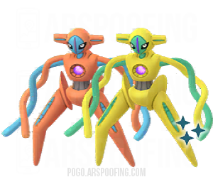 Deoxys (Normal Forme)