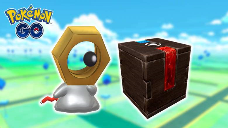 Meltan Box - Services - Pokemon GO - ARSpoofing